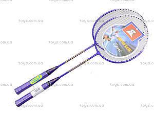 Бадминтон с ракетками, BT-BPS-0023, toys.com.ua