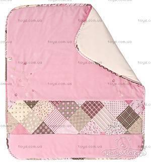 Многофункциональное покрывало «Мозаика», розовое, 0101-P-10, купить