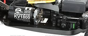 Багги на радиоуправлении Team Magic B8ER, черный, TM560011-BK, фото