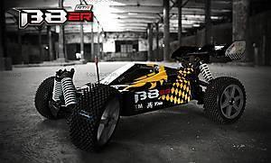 Багги на радиоуправлении Team Magic B8ER, черный, TM560011-BK, отзывы