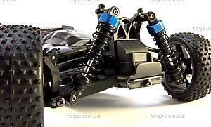 Багги на радиоуправлении Himoto Spino E18XB Brushed, черный, E18XBb, toys