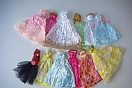 Бальное платье для куклы, 1198