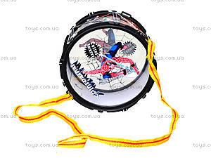 Детский барабан Spiderman, 208C, купить