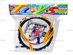 Детский барабан Spiderman, 208C, отзывы