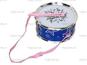 Детский барабан в кульке, 358-32A, купить