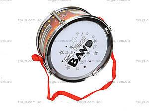 Игрушечный барабан My Band, 84000BS, фото