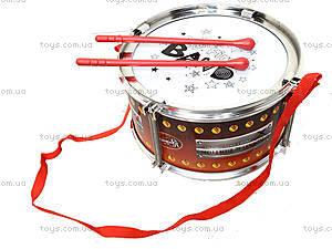Игрушечный барабан My Band, 84000BS, игрушки