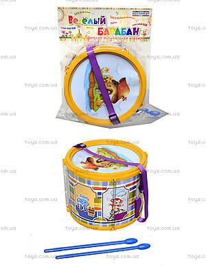 Большой барабан, 1-004