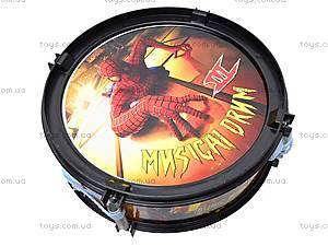Барабан «Человек-паук», 188, отзывы