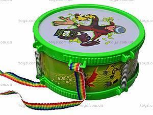 Барабан детский Ben Ten, WD6855AB, отзывы