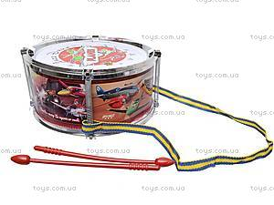 Барабан детский «Литачки», J500-8B