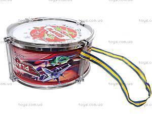 Барабан детский «Литачки», J500-8B, отзывы