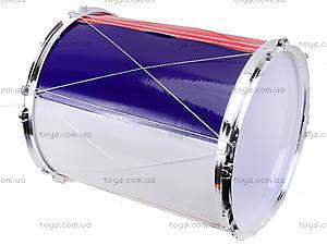 Детский барабан с ленточкой, H6-025, фото