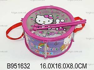 Барабан Hello, Kitty, 2833-8
