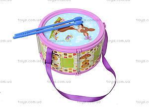 Маленький барабан для юных музыкантов, 1-003, купить