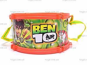Барабан музыкальный «Бен 10», FD3388, купить