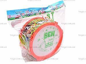 Барабан музыкальный «Бен 10», FD3388, цена