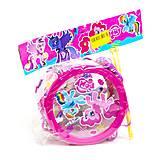 Барабан «My little Pony», 3901K-18, купить