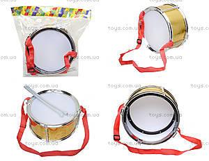Игрушечный барабан для деток, 2123