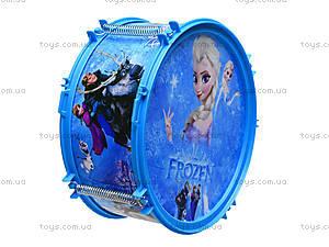 Детский барабан Frozen, 8699, купить