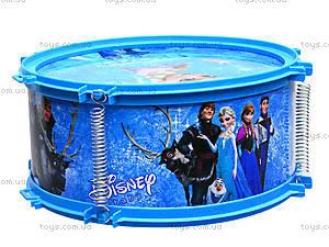 Детский барабан Frozen, 8699, фото