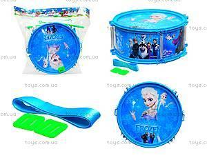 Детский барабан Frozen, 8699