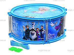 Детский барабан Frozen, 8699, отзывы
