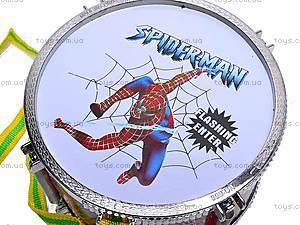 Барабан Spider Man, 668-6, фото