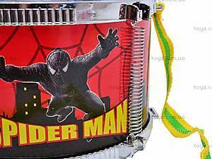 Барабан Spider Man, 668-6, отзывы