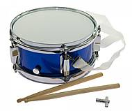 Барабан синий goki , 14015, фото