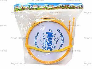 Игрушечный барабан для маленьких непосед, YX422, игрушки
