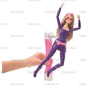 Кукла «Тайный агент» из м/ф «Barbie: Шпионская история», DHF17, купить