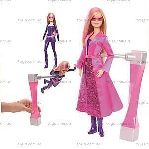 Кукла «Тайный агент» из м/ф «Barbie: Шпионская история», DHF17