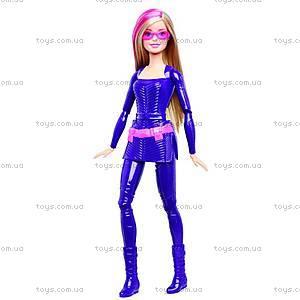 Кукла «Тайный агент» из м/ф «Barbie: Шпионская история», DHF17, фото