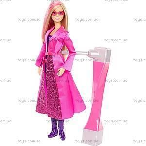 Кукла «Тайный агент» из м/ф «Barbie: Шпионская история», DHF17, отзывы