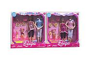 Барби Семья, 2 вида, 88058, купить