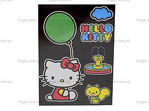 Бархатная раскраска Hello Kitty, HK14-157K, купить