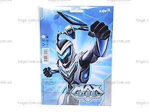 Бархатная раскраска Max Steel, MX14-157K, купить