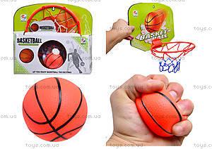 Игровой набор «Баскетбол» с кольцом, ZY716