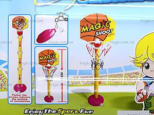 Игровое баскетбольное кольцо, ZS1688G, фото