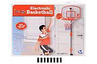 Баскетбол со стойкой (кольцо), 39881D, фото