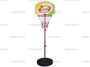 Баскетбольная корзина на стойке, 136, фото