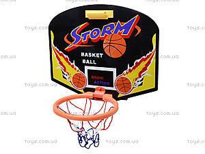 Баскетбольное кольцо со щитом, 332-2, фото