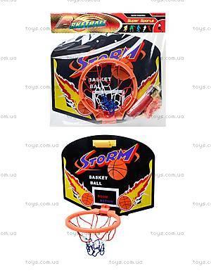 Баскетбольное кольцо со щитом, 332-2
