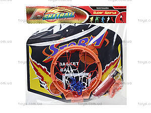 Баскетбольное кольцо со щитом, 332-2, цена
