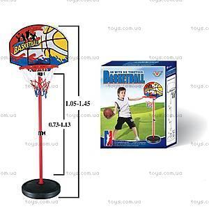 Баскетбольное кольцо со стойкой, 777-432, купить