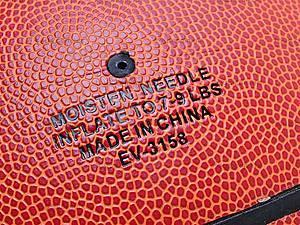 Баскетбольный мяч, размер 5, EV3158, игрушки