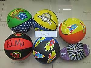 Баскетбольный мячик, E02904
