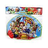Баскетбольный набор «История игрушек 3», 3789-13, детские игрушки