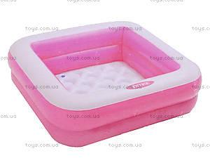 Бассейн детский «Розовая мечта», 57100, фото